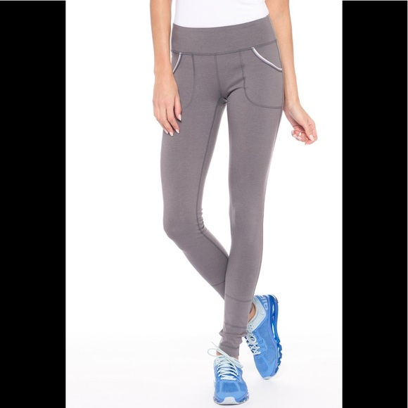 9404cbc42f Lole Pants | Lol Yoga Leggings With Pockets C Gray S Small | Poshmark